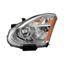 2014 nissan rogue custom factory headlights carid