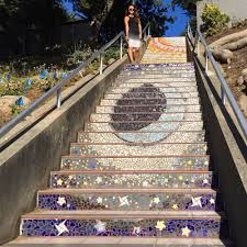 16th Avenue Tiled Steps Address by The Selfie With The Tiles Lol Yelp