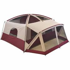 100 Ozark Trail Dome Truck Tent Camping Cabin With Screen Porch 12 Person Outdoor
