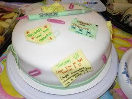 going away cake ideas New job going away