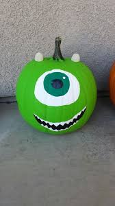 Monsters Inc Mike Wazowski Pumpkin Carving by Pinterest U0027teki 25 U0027den Fazla En Iyi Mike Wazowski Pumpkin Fikri