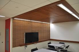 Rulon Wood Grille Ceiling by Architectural Ceiling Systems Integralbook Com