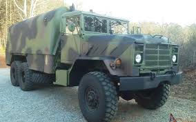100 6x6 Truck Conversion Plan B Supply Military Disaster S And Emergency