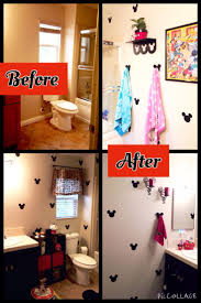 Mickey Mouse Bathroom Ideas by 25 Unique Mickey Mouse Wall Decals Ideas On Pinterest Minnie