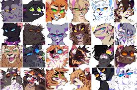 warrior cat free to use warrior cats icons by iyd on deviantart