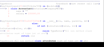 Python Decorators With Arguments by Metaprogramming With Metaclass In Python Discoversdk Blog