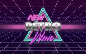 Image Result For Retro Wave Art