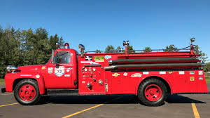 100 Ford Fire Truck 1955 F600 T189 Chicago 2017