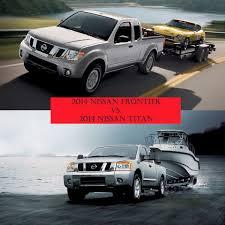 Nissan Frontier Bed Dimensions by The 2014 Nissan Trucks Frontier Vs Titan Tischer Automotive