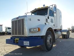 2007 Peterbilt 378 Semi Truck | Item EN9527 | SOLD! February...