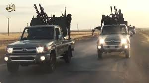 US Officials Ask How ISIS Got So Many Toyota Trucks - ABC News