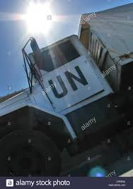 100 Nations Truck UN Truck Of The United Stabilisation Mission In Haiti