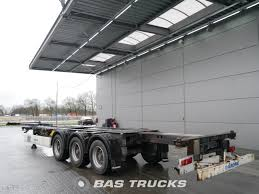 Krone 20 Ft - 30 Ft - 40 Ft - 45 Ft Semi-trailer €10500 - BAS Trucks