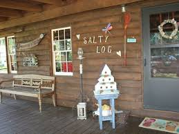 Crab Pot Christmas Trees Raleigh by Beautifully Decorated Log Cabin On Core Sou Vrbo