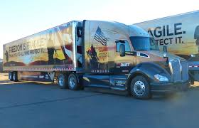 100 Transland Trucking Moves America Forward Applauds Industry Efforts During The