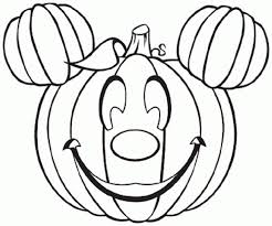 Pumpkin Patch Coloring Pages by Thunder Animated Cliparts 267838