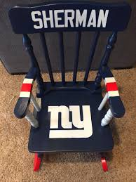New York Giants Chair - NFL Kids Chair - New York Giants Furniture - Giants  Gift - New York Giants Baby - New York Giants Kids Shepard Fairey And Keith Haring Artworks Applied To Mid A Visit Madison Bumgarner Country A Proud Fathers Young Danish Designer Reimagines The Rocking Chair At Carl Kartell Smatrik Rocking Chair In White With Chrome Legs By Tokujin Yoshioka Nfl Pladelphia Eagles Beach Deep New York Giants Two Position Navy Blue Horse Design Dezeen Kids Kids Giant Argos Farm Im 6ft Give You New York Yankees Sphere