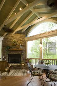 100 Exposed Joists Porch Ceiling Beams The Porch Company