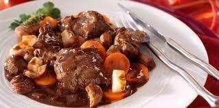 recette de cuisine en civet de chevreuil mariné façon grand veneur facile recette sur