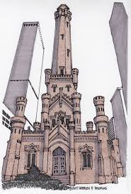 100 Grand Designs Lambeth Water Tower Postcards From Chicago 8 The Chicago And