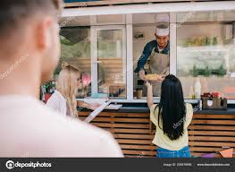 Selective Focus Young People Buying Fast Food Food Truck — Стоковое ... As Food Trucks On Twitter We Have Great News If You Are Truck Fest Our June Picks For New Jersey Connecticut And Street Trailer Van Ape Car Promo Vehicle Man Buying From Stock Photos Retrovan The American Dream One Arepa At A Time Wmra Wemc Buying Food Truck Archives Mag Make Easy Again Promotional Vehicles Manufacturer Tokyo Japan Circa November 2016 People In Bbc Learning English 6 Minute Why Is It