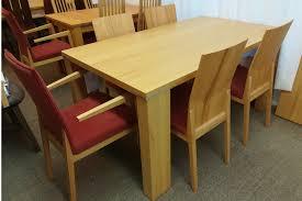 venjakob esstisch v plus mit 6 stühlen