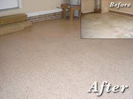 Sealing Asbestos Floor Tiles With Epoxy by 8 Best Concrete Painting Images On Pinterest Garage Flooring
