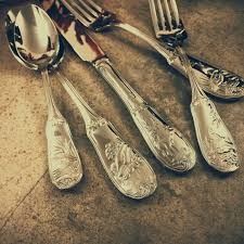 Woodland #fall #flatware By #spode | Fall Flatware | Pinterest ... Storage Bins Pottery Barn Metal Canvas Food Gold Flatware Set Cbaarchcom Ikea Mobileflipinfo Setting A Christmas Table With Reindeer Plates Best 25 Rustic Flatware Ideas On Pinterest White Cutlery Set Caroline Silver20 Piece Service For The One With The Catalog And Winner Yellow Woodland Fall By Spode Fall Smakglad 20piece Ikea Ideas For Easter Brunch Fashionable Hostess