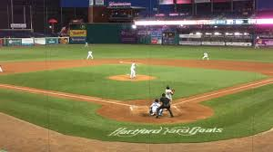 Rafael Devers, Boston Red Sox Top Prospect, Crushes Home Run ... Hartford Yard Goats Dunkin Donuts Park Our Observations So Far Wiffle Ball Fieldstadium Bagacom Youtube Backyard Seball Field Daddy Made This For Logans Sports Themed Reynolds Field Baseball Seven Bizarre Ballpark Features From History That Youll Lets Play Part 33 But Wait Theres More After Long Time To Turn On Lights At For Ripken Hartfords New Delivers Courant Pinterest