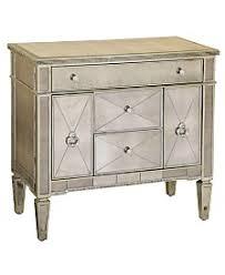 Hayworth Mirrored 3 Drawer Dresser by Mirrored Furniture Macy U0027s