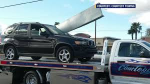 SUV Driver Ducks To Avoid Getting Hit By Metal Beam That Pierced ... San Jose Tow Truck Best 2018 Home Atlas Towing Services Recovery Gilroy Ca 40884290 All Pro Many Iegally Parked Rvs In Get Towed And Never Reclaimed Gallo Evolution En Puerto Escuintla 2013 Youtube Companies Santa B L And 17951 Luedecke Gentry Ar Silicon Valley Co Helps Foster Kids Find Work Nbc Bay Area Garbage Truck Crash In Francisco Fouls Evening Commute Man Killed After Crashing Rented Ferrari On Highway 84 Near Woodside Laws Roadside Assistance Brandon Fl Phone Number Yelp