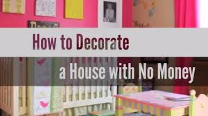 25 Hacks How To Decorate House With No Money
