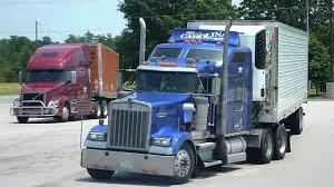 100 Kw Truck Kenworth Trucks North America YouTube