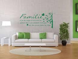 wandtattoo familie für wohnzimmer spruch familie zweig baum