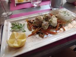 cuisine de la lotte ballotin de lotte picture of u furnellu algajola tripadvisor
