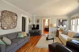 gray walls living room home design