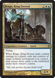 Mtg Mill Deck Legacy by Cns Brago King Eternal New Card Discussion The Rumor Mill