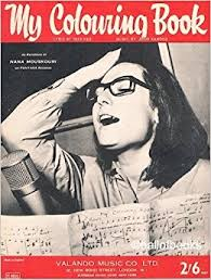 My Colouring Book Recorded By Nana Mouskouri Amazoncouk Fred Ebb And John Kander Books