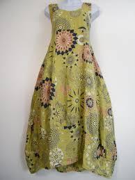 lagenlook 100 linen italian summer dress 2 front pockets 13