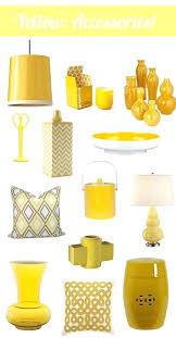 Mustard Yellow Decor Bathroom Accents Decorating Clear Living Room