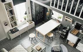 100 Small Flat Design A Small And Smart Studio