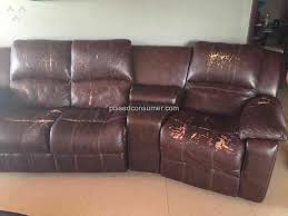 rooms to go leather sectional review from atlanta sep