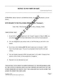Rent Demand Letters – Florida – Saydah Law Firm