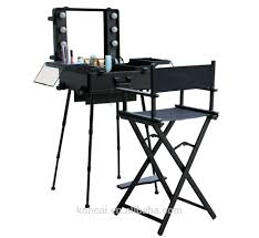 Makeup Desk With Lights Uk by Portable Vanity Table Portable Makeup Table With Lights Makeup