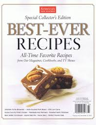 Our All Time Favorite Kitchen America S Test Kitchen Special Collector S Edition Best