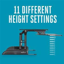 Varidesk Pro Plus 36 by Varidesk Pro Plus 36 Sit Stand Desk Converter
