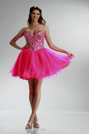 prom dresses short pink naf dresses