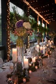 Infuse a room with romantic ambiance when candles are lit for a