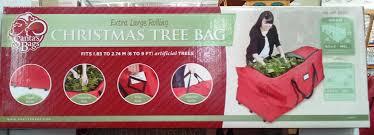 5ft Christmas Tree Storage Bag by Costco Artificial Christmas Trees Christmas Lights Decoration