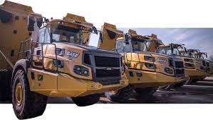 Bell Articulated Dump Trucks And Parts For Sale Or Rent. Authorized ...